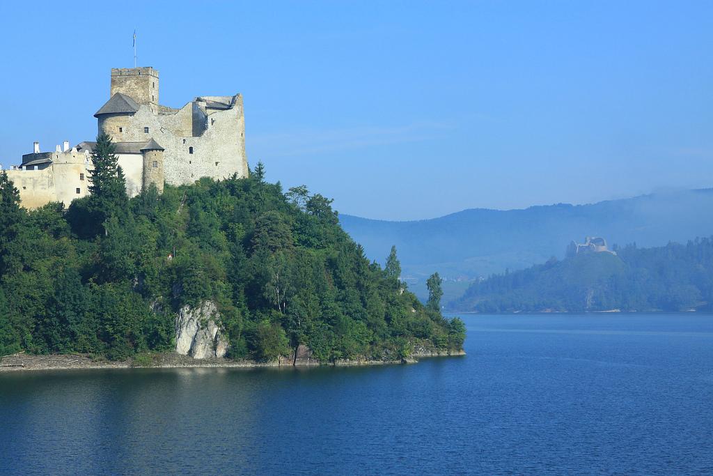 Niedzica Castle in Pieniny National Park