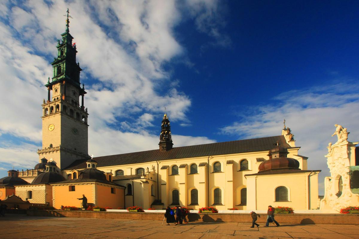 Main Catholic center in Poland