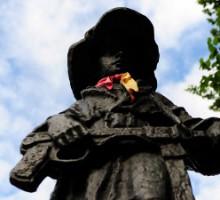 Warsaw Uprising Monument, Warsaw
