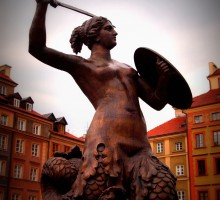 Mermaid of Warsaw