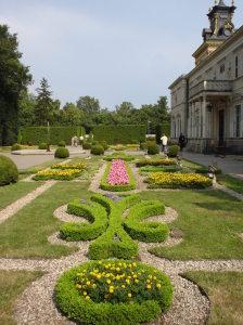 Wilanow Gardens