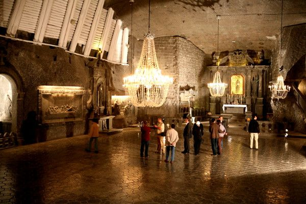 Kaplica św. Kingi in Wieliczka