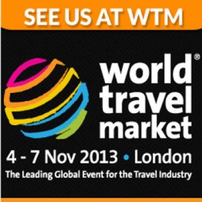 See us at WTM