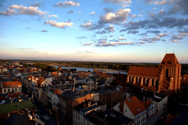 Torun, the Old Town