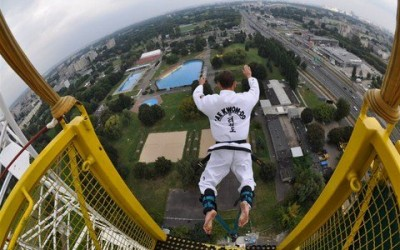 Bungee in Warsaw