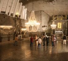 Salt Mine, Wieliczka