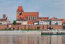 Tour to Torun, Poland