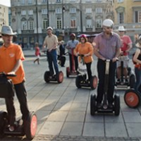 Warsaw, Segway City Tours