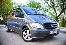 Transportation by Mercedes Vito