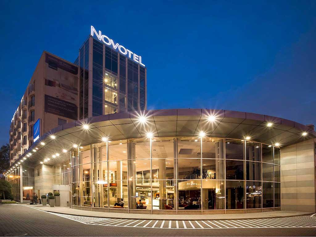 Hotel Novotel in Warsaw
