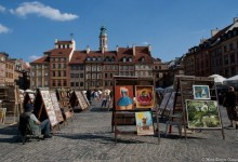 Warsaw Main Square