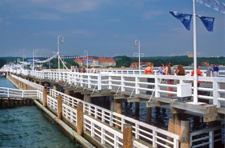 Sopot pier