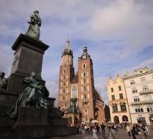 Kraków, Mariacki church
