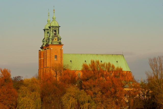 Cathedral in Gniezno