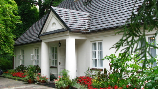 Chopin's house