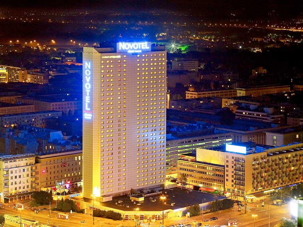 Novotel Warsaw Centrum