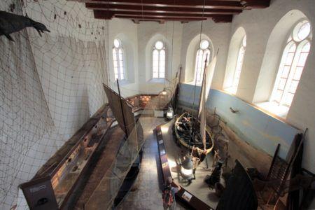 Fishing Museum in Hel