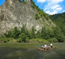 Dunajec rafting