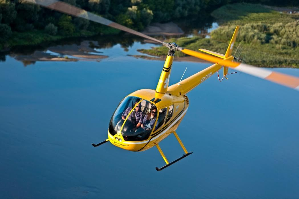 Helicopter Flights  AB Poland Travel