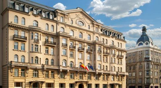 Polonia Palace Hotel in Warsaw