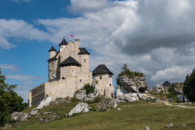 Castles in Southern Poland