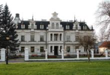 Buchholtz Palace in Suprasl