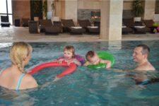 Bialowieski 3* hotel - pool complex