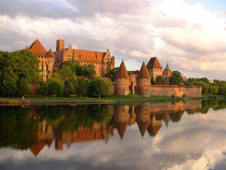 Malbork castle AB Poland Travel