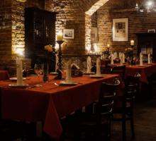 Polish evening in Krakow - restaurant