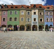 Poznan Old Town AB Poland