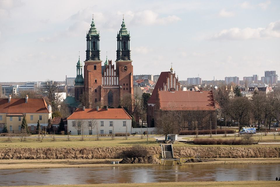 Archcathedral Basilica of St. Peter and St. Paul in Poznan