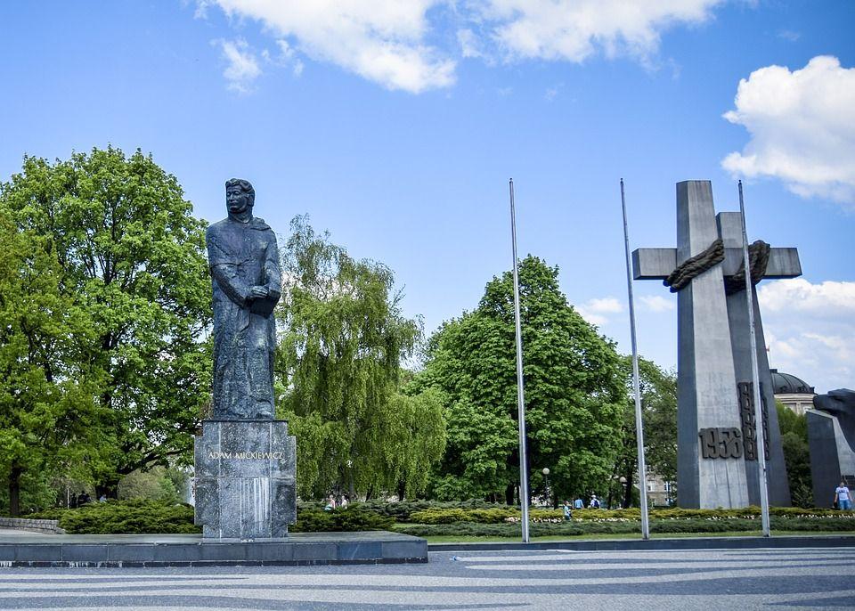 Poznan Crosses