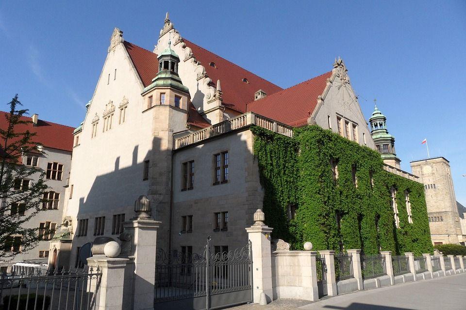 Imperial Castle in Poznan