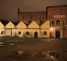 Old Synagogue by night