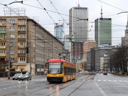 Warsaw tram