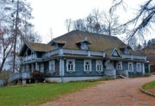 Grodno Governor's Mansion in Bialowieza