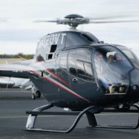 Eurocopter EC 120 taking off