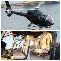 Eurocopter EC 120 inside