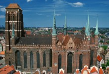 Gdansk, St. Mary's Church