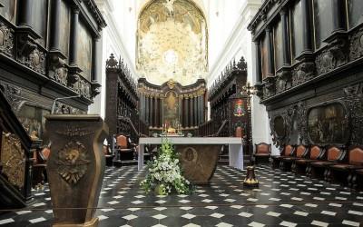 Gdansk, Oliwa Cathedral