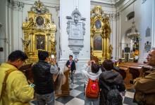 Holy Cross Church in Warsaw