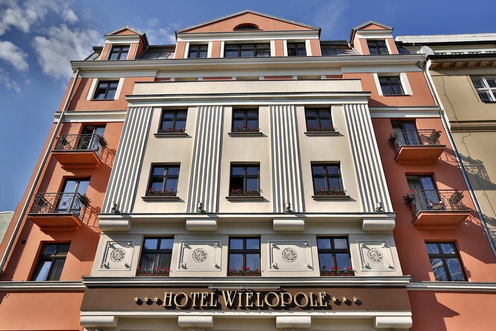 Hotel Wielopole Krakow