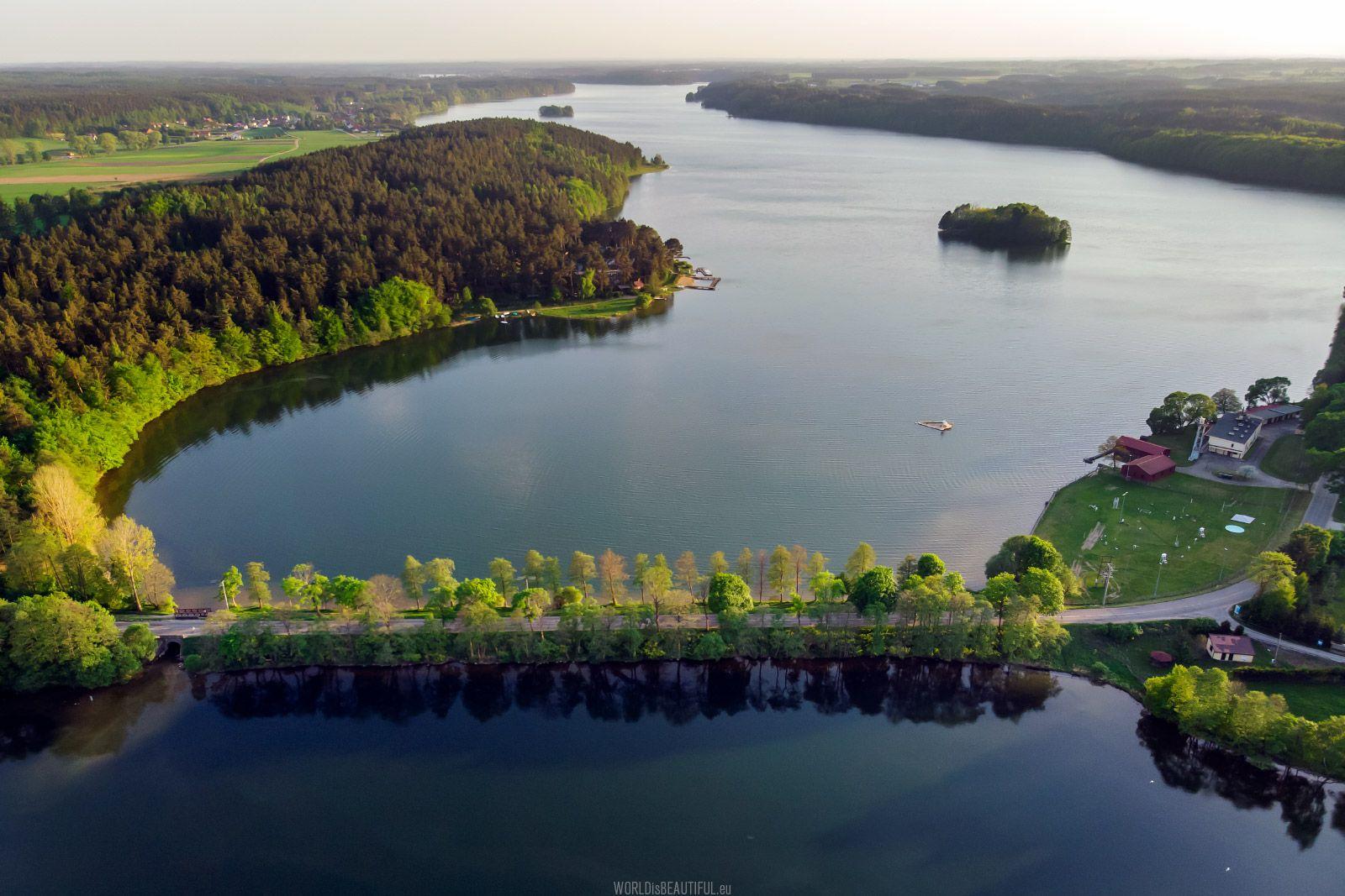 Radunskie lake