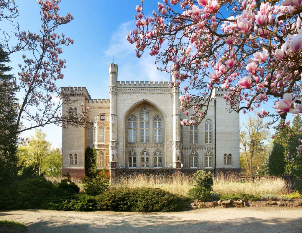 Kornik Castle tour