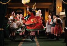 Performance of Lajkonik