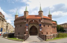 Krakow, Barbican