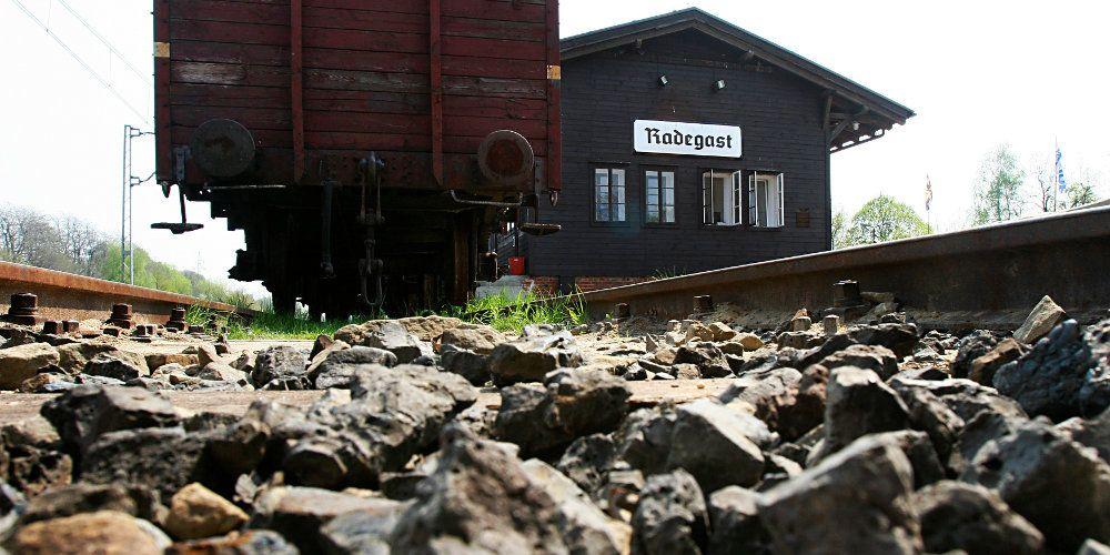 Lodz, Radegast Station