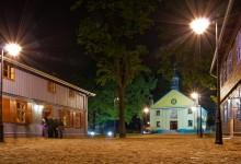Lodz, Wooden Architecture Skansen