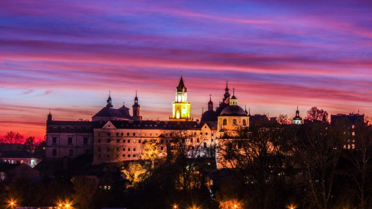The Castle, Lublin