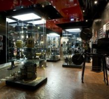 Museum of Cinematography in Lodz - exhibition